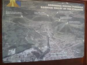 Visoko Map