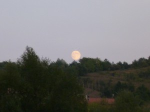 Full Moon, Visoko, Bosnia.