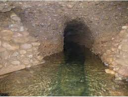 Ravene Tunnel Water