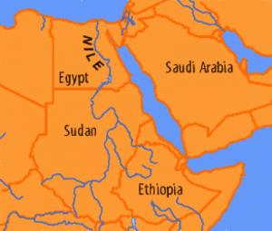 Egypt Ethiopia