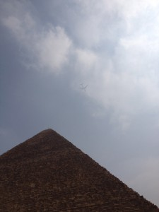 Great Pyramid Plane
