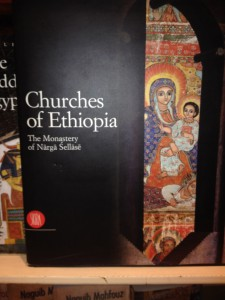 Mena House store, Churches of Ethiopia