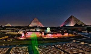 Jean Michel Jarre Pyramids