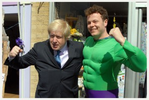 Boris is Hulk