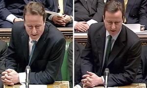 David Cameron Hair