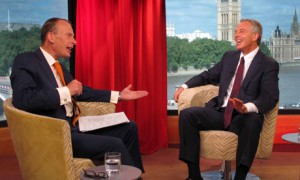 Andrew Marr Tony Blair pals